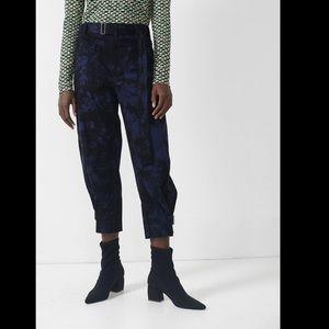 Proenza Schouler Ink Dye utility pants